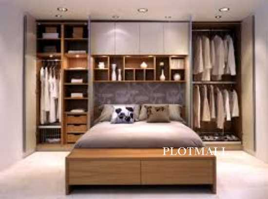 Modern Bedroom Designs in Kerala, Trendy Wardrobe ...
