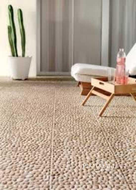 Outdoor tiles in kerala exterior courtyard tiles in for Exterior floor tiles design kerala