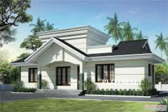Low cost home designs in kerala beautiful single floor for Design low cost casa